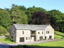 image of Beech Tree Cottage, one of the lakeside Windermere holiday cottages in the Lake District