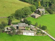 image of Grasmere hostel, one of the private hostels in the Lake District