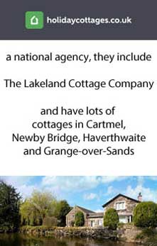 image of Windermere cottages in the lake district