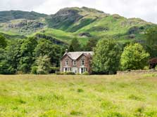 image of Little Parrock, one of Sally's Cottages Grasmere holiday cottages near Windermere in the Lake District