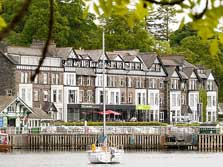 image of YHA Ambleside, a lakeside hostel in the Lake District