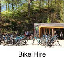 image of windermere activities bike hire