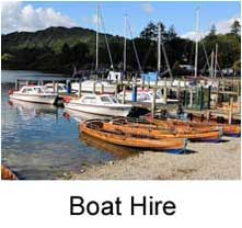 image of windermere activities boat hire