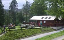 image of the Whinlatter Forest Visitor Centre