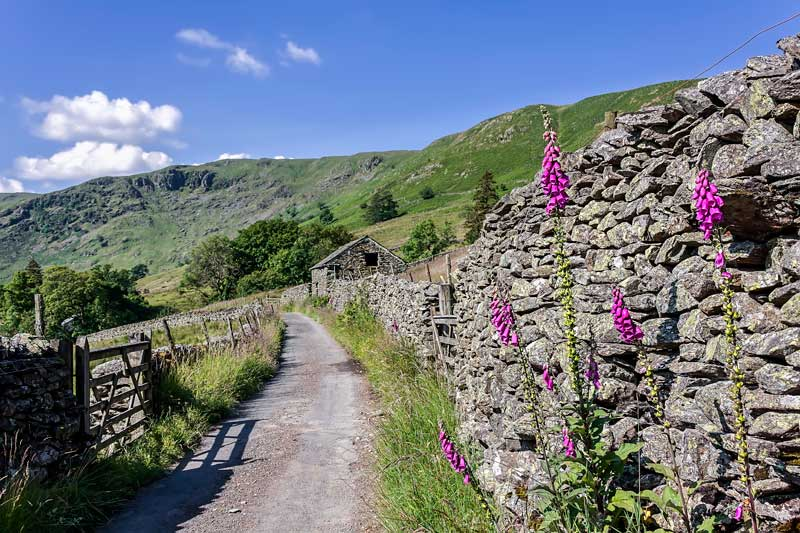 image of the Swindale Valley for an event in What's On in the Lake District