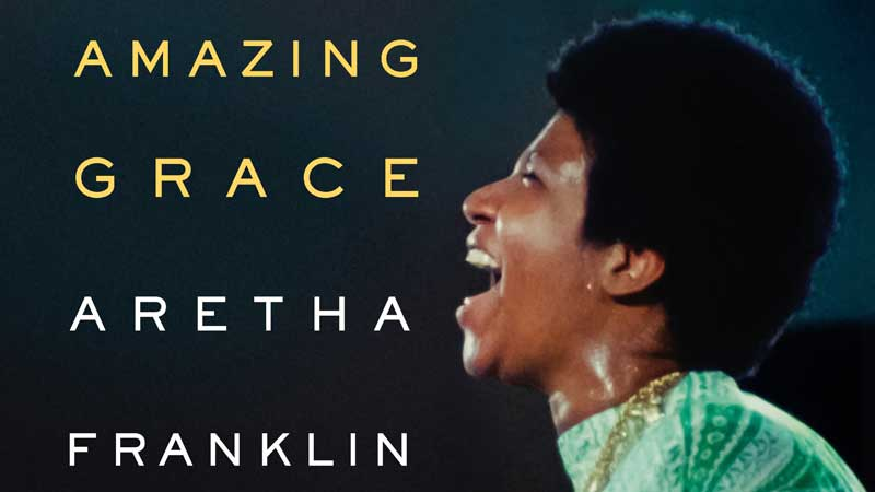 image of Aretha Franklin for Amazing Grace, a documentary film showing at the Alhambra in Keswick, the Lake District