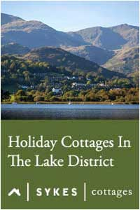 image of sykes lake district holiday cottages banner