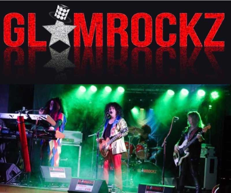 image of Gamrockz playing at a live music event in the Lake District