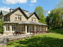 image of a lake district b&b at Grange over Sands
