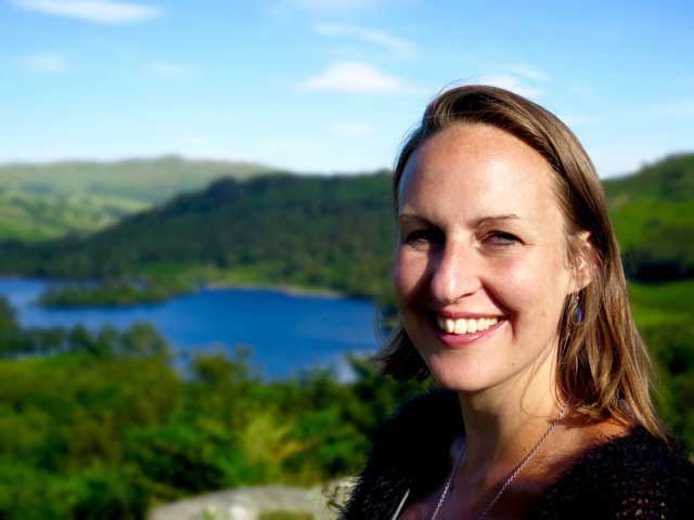 image of Polly Atkin for Discover Poetry events at Dove Cottage