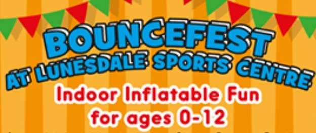image of a Lake District event banner for bouncefest