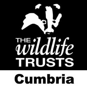 image of Cumbria Wildlife Trust logo for Lake District events