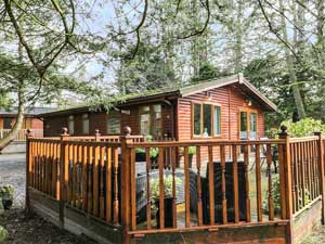 image of Footprints Lodge family Holiday Cottage at Windermere Lake in the Lake District