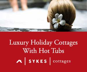 image of sykes cottages Lake District Cottages with Hot Tubs banner