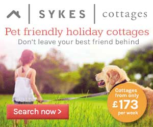image of sykes lake district pet friendly holiday cottages banner