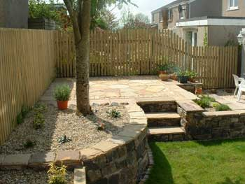 image of an after picture of gardening services in Cockermouth