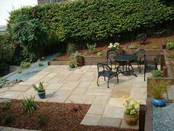 image of garden landscaping in Keswick