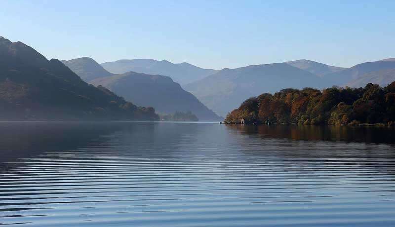 image of the Lake District in Cumbria