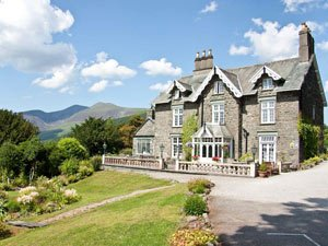 image of Grange House self catering large holiday cottage for group accommodation in the lake district