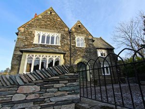 image of Number 1 The Terrace, a large self catering holiday cottage for group accommodation in the  Lake District